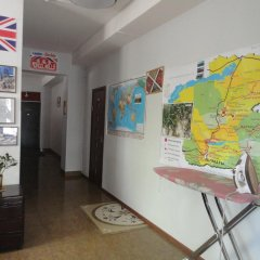 Amigo Hostel Almaty Алматы интерьер отеля фото 3