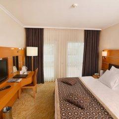 Ankara Plaza Hotel 4* Номер Делюкс двуспальная кровать фото 4