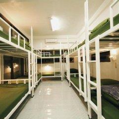 Euro Asia Hostel Кровать в общем номере с двухъярусной кроватью фото 7