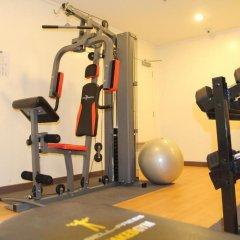 Апартаменты Quest Apartments Suva фитнесс-зал фото 4