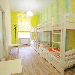 Хостел Нappy House Кровать в общем номере двухъярусные кровати фото 7