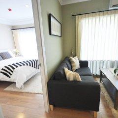 Отель Bangkok Vacation House 4* Улучшенные апартаменты с различными типами кроватей фото 10