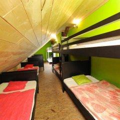 Backpacker Hostel Кровать в общем номере с двухъярусной кроватью фото 6