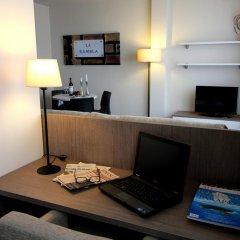Отель Residence Pierre & Vacances Barcelona Sants Студия фото 11