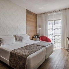 NH Collection Amistad Córdoba Hotel 4* Улучшенный номер с различными типами кроватей фото 3