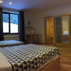 Отель LerMont Guest House 3* Номер Делюкс с различными типами кроватей фото 9