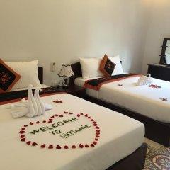 Отель Botanic Garden Villas 3* Улучшенный номер с 2 отдельными кроватями