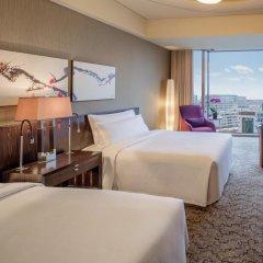 Отель Regent Beijing 5* Номер Делюкс с различными типами кроватей