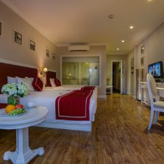 Calypso Premier Hotel 3* Улучшенный номер разные типы кроватей фото 4