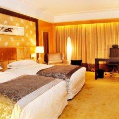 Radegast Hotel CBD Beijing 5* Улучшенный номер с 2 отдельными кроватями фото 4