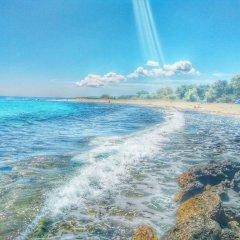 Отель Blue Bay пляж фото 2