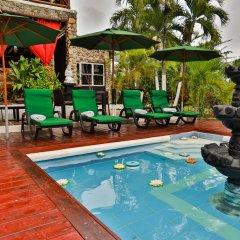 Отель Buddha Villa Колумбия, Сан-Андрес - отзывы, цены и фото номеров - забронировать отель Buddha Villa онлайн бассейн фото 3