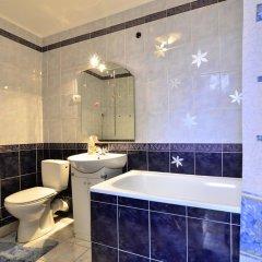 Апартаменты Apartment On Kostyushka 22 ванная