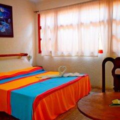 Hotel Corona Zihua 3* Стандартный номер фото 7