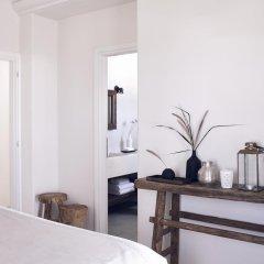 Отель Santo Maris Oia, Luxury Suites & Spa 5* Вилла Делюкс с различными типами кроватей фото 4