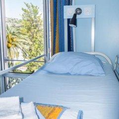 Antares Hostel Кровать в общем номере с двухъярусной кроватью фото 4