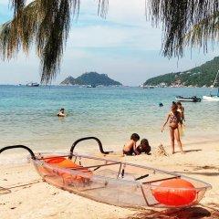 Отель In Touch Resort Таиланд, Мэй-Хаад-Бэй - отзывы, цены и фото номеров - забронировать отель In Touch Resort онлайн пляж фото 2
