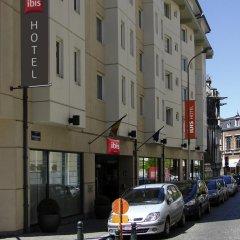 Отель ibis Brussels City Centre парковка