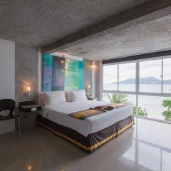 The Front Hotel and Apartment 3* Улучшенный номер с двуспальной кроватью фото 6