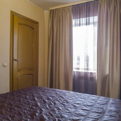 Отель Строитель Сыктывкар комната для гостей фото 2