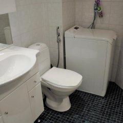 Апартаменты Apartments Karviaismäki ванная