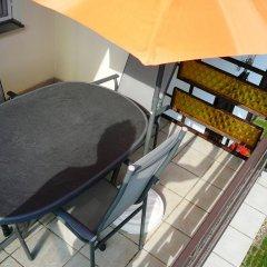 Отель Erika Apartman Венгрия, Хевиз - отзывы, цены и фото номеров - забронировать отель Erika Apartman онлайн балкон