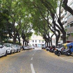 Апартаменты Zarco Residencial Rooms & Apartments парковка