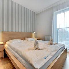 Апартаменты Apartinfo Chmielna Park Apartments Улучшенные апартаменты с различными типами кроватей фото 6