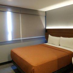 Hotel MX aeropuerto 3* Стандартный номер с различными типами кроватей фото 9