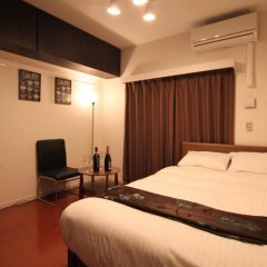 Отель Residence Hakata 2 3* Стандартный номер фото 3