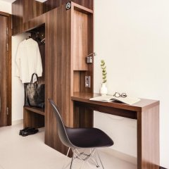 Puro Hotel Wroclaw 3* Улучшенный номер с двуспальной кроватью фото 5