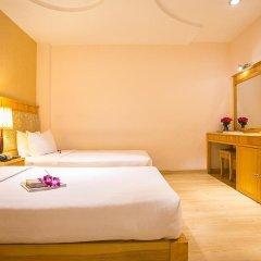 Blue Diamond Hotel 3* Улучшенный номер фото 4