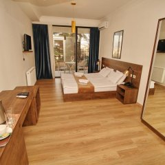 Отель Tbilisi View 3* Стандартный номер с 2 отдельными кроватями фото 11