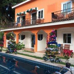 Отель Private lodge beachside & pet for children Таиланд, Самуи - отзывы, цены и фото номеров - забронировать отель Private lodge beachside & pet for children онлайн бассейн фото 3