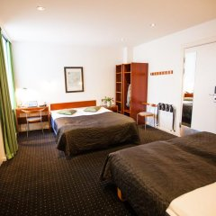 Hotel Ansgar 3* Улучшенный номер с двуспальной кроватью фото 2