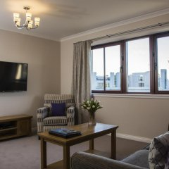 Отель Knight Residence Эдинбург комната для гостей фото 2