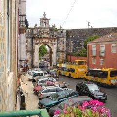 Отель Nas Amoreiras Португалия, Лиссабон - отзывы, цены и фото номеров - забронировать отель Nas Amoreiras онлайн парковка