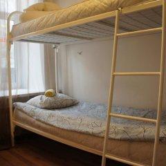 Хостел Online Кровать в общем номере с двухъярусной кроватью фото 23