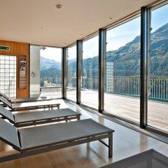 Schweizerhof Swiss Quality Hotel сауна