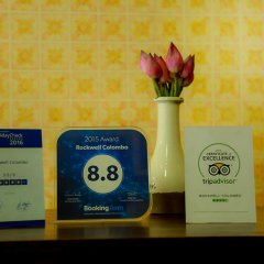 Rockwell Colombo Hotel интерьер отеля фото 3