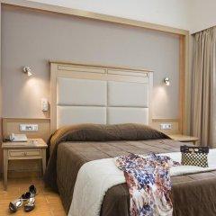 Parnon Hotel 3* Стандартный номер с различными типами кроватей фото 10