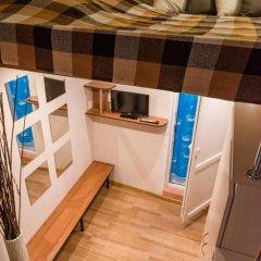 Гостиница Теrеm'ОK na Vasilievskom Стандартный номер с различными типами кроватей фото 15