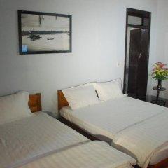 Отель Lam Chau Homestay Стандартный номер с 2 отдельными кроватями фото 2