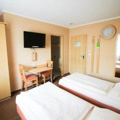 Отель Jagerhof 3* Стандартный номер с различными типами кроватей фото 5