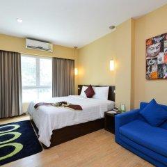 Отель Icheck Inn Silom 3* Улучшенный номер фото 3