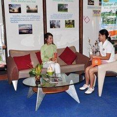 Отель Pattaya Country Club & Resort интерьер отеля