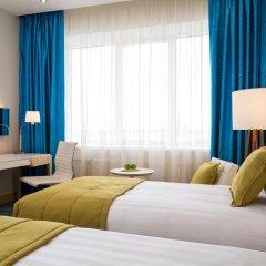 Гостиница Radisson Blu Челябинск 5* Стандартный номер с двуспальной кроватью фото 5