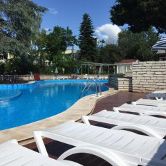 Отель BISSER Балчик бассейн