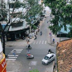 Wanderlust Saigon Hostel Кровать в общем номере с двухъярусной кроватью фото 8