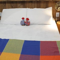 Отель Mangueville Стандартный номер с двуспальной кроватью фото 2